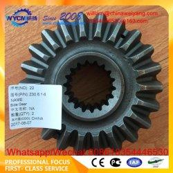 Z30.6.1 à 6 pour l'engrenage latéral Changlin Liugong Sdlg ZL30H 936 Pièces de niveleuse chargeuse