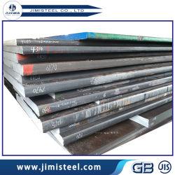 Stahleinspritzung der Plastikder einspritzung-Form-Plastikpräzisions-Form-1.2738 Plastikform-1.2738hh Druckguss-Form-Unterseiten-Bodenstahlplatte