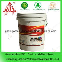 Polyuréthane à base de l'eau revêtement imperméable