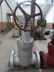 Krachtige 900lb 10 Klep Uit gegoten staal van de Poort van de Hoge druk van de Automatische Controle van het Konische Tandwiel van '' API Wc6 de Elektrische