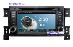 Android 4.0 Car DVD per Suzuki Grand Vitara 2005-2012
