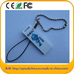 カスタマイズされたロゴ普及した小型USB Pendrive ((ET636)