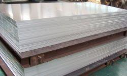 Les marchandises en stock feuille en aluminium 6063-T6