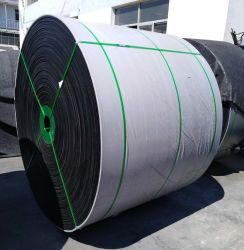 Garantía de calidad de la correa de transmisión de tejido de Nylon, Cinta transportadora de caucho