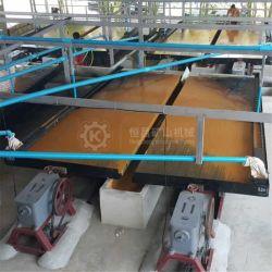 (100% 품질 보증) 사전 농축 장비 구리 티타늄 철 광업 채광 콜탄, 틴용 골드 쉐이킹 테이블, 텅스텐 광석