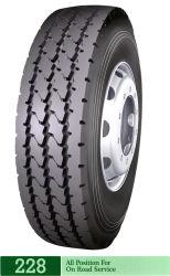 Long March/Roadlux gran bloque de neumáticos para camiones de patrón