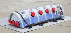 Больница срочной медицинской помощи складные бак отрицательное давление изоляции камеры капсула транспорта изоляция пациента носилок кислородного разъем источника питания