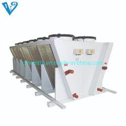 글리콜 물 산업 공기 방열기 공급자는 를 위한 냉각탑을 대체한다