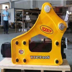 Machine van de Breker van de Apparatuur van de Bouw van het hydraulische Systeem de Concrete voor MiniGraafwerktuig