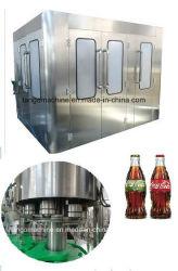청량 음료를 만드는 작은 탄산 음료 음료 충전물 기계