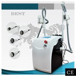 Cool Body Sculpting Cryolipolysis Fatfreeze vide Cavitatioin minceur RF de la machine à ultrasons