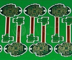 6 couches PCB rigides et flexibles