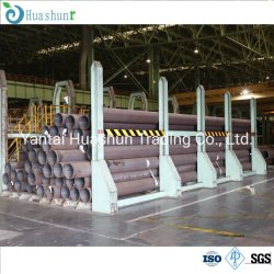 Tubo d'acciaio nero senza giunte del carbonio A53/A106/SA53/SA106/API 5L di buoni prezzi per liquido che trasporta/usando meccanico/strutturale