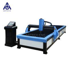 Jinan Artech Table de découpe plasma CNC avec la commande de hauteur de la flamme