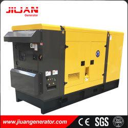 O CDP30kVA gerador diesel de Energia Elétrica com motor de Perkin Fábrica de Guangzhou super silencioso