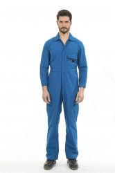Nfpa2112 Fr Vestuário 100% algodão Anti fato-macaco chama retardador de chama