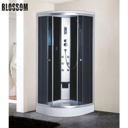 Badezimmer-Fabrik Manufcturer ausgeglichenes Glas-Luxuxdampf computergesteuerte Dusche-Zelle