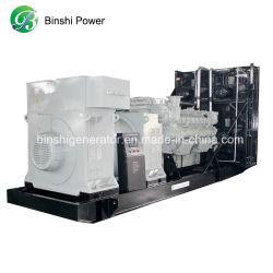 Super groupe électrogène diesel silencieux alimenté par les moteurs Perkins (BPM90)