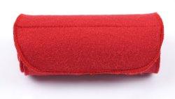 Kundenspezifischer weicher Rot-Sport-Taillen-Stützriemen-Neopren-Taillen-Riemen für Männer