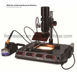 赤外線熱BGAのDeはんだ付けする改善端末1415W IrDA SMD BGAの改善端末