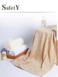 Dobby cuarto de baño Toalla de cara al 100% Terry toalla de algodón de 5 estrellas, toallas de calidad