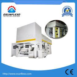 Высокая скорость Высокая производительность КЕ Flexo печатной машины для гибкой упаковки печать 400 м/мин