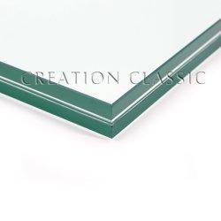 3 PVB+1.52/sgp intercalaire+3 7.52mm tempéré le verre feuilleté pour le verre de construction
