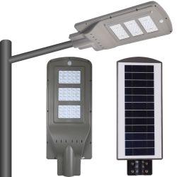 Solar Energy庭ランプのポストの壁のEntiggretet EDのドームの通りLEDライト