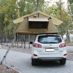 Сухопутным 4WD Mini сверхлегкий вес мягкий палатку на крыше автомобиля