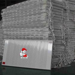 2000W Termostato ajustable industriales de fibra de carbono Calefacción Calentador eléctrico