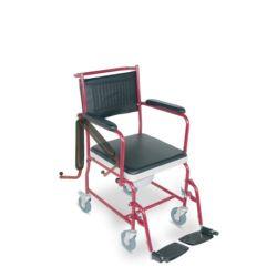 2020대의 Portable 분말 입히는 강철 Commode 의자