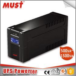 Heet! 600va/800va/1000va/1200va/1500va Off-line Interactieve UPS/Computer van uitstekende kwaliteit UPS/Line