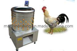 Hot Sale Plucker de plumes de volailles en acier inoxydable / tambour de poulet la plumaison Machine / Quail / Plucker pigeon plume pour la vente