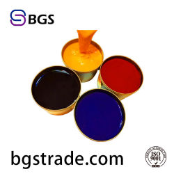 China As tintas de impressão profissional com deslocamento Sheetfed Tinta UV/tinta/tinta sublimação