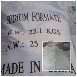Formiato de sodio la pureza del 90%, el 92%, el 96%, el 98%