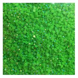 DMC 704 couleur diamant vert peinture Perles Perles de shinny Stocks Ab carré