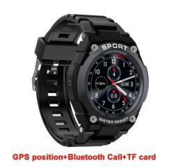 Dt97 Smart GPS смотреть мужчин IP67 Bluetooth вызов смотреть