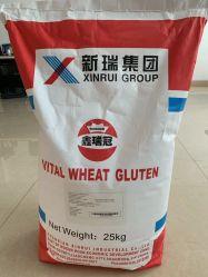 Alta qualidade vital de glúten de trigo