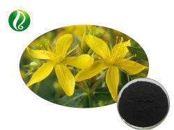 L'Hypericum perforatum L'extrait de la poudre de 0,3 % d'hypéricine / l'hypéricine du millepertuis commun Herb Extarct