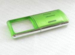 매우 밝은 소형은 유리제 포켓 LED 토치를 확대한다