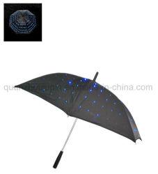 ハンドル Torch 懐中電燈が付いている OEM LED の広告の傘