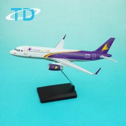 飛行機のモデル記念品の製品A320neoカンボジアAngkoの空気プラスチック25cm