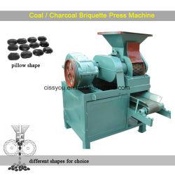 機械を作る石炭および木炭煉炭の球の出版物のブリケッティング