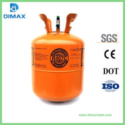 Gas Refrigerant Mixed R407c di Ods