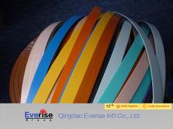 플라스틱 내각 가장자리 부엌 찬장 훈장에 사용되는 PVC Edgebanding