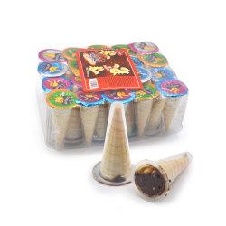 15g zoete biscuit drop Chocolade Jam Kiddy Crunch ijs Chocolade snack
