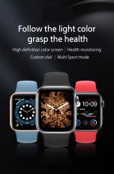 В полной мере Smartwatch коснитесь IP68 водонепроницаемый T500 Smart посмотреть номер телефона Bluetooth Reloj Inteligente для Ios Android для мобильных телефонов