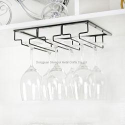 Porta-copos de vinho em copo de vidro do Organizador Stemware gabinete de rack