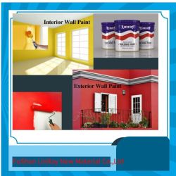 Foshan Linray inodore mur de base d'eau de la peinture La peinture intérieure pour matériaux de construction