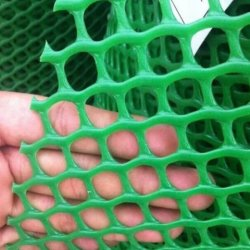 PP/HDPE Aquaculture Oyster Cage용 돌출 아쿠아스틱 플라스틱 플레인 넷팅 그넷